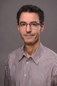 Über uns: Porträt Dr. med. A. Ghazi-Idrissi